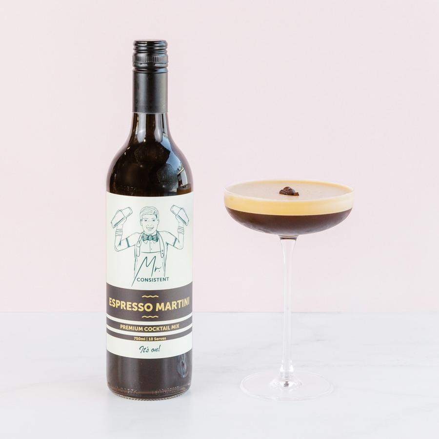Mr Consistant Expresso Martini